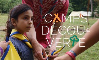 Visuel du projet Camp Découverte Scouts et Guides de France Anjou-Maine