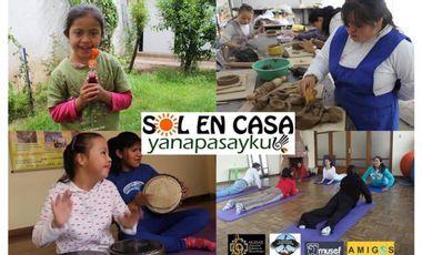 Visueel van project SOL EN CASA - Pour mieux vivre son handicap en Bolivie