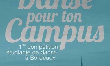 Visuel du projet Danse pour ton Campus