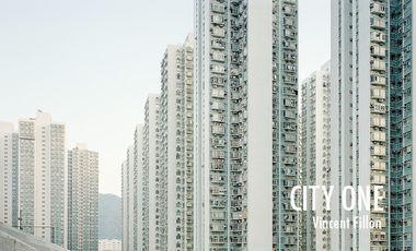 Project visual Catalogue de l'exposition City One, Vincent Fillon