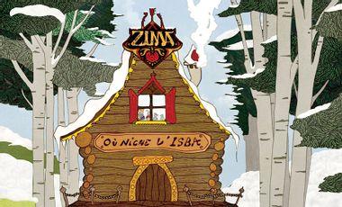 Visueel van project ZIMA - Nouvel Album