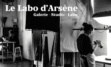 Project visual Le Labo d'Arsène