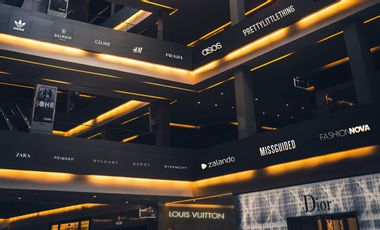 Project visual PERSHOP : Nouveau concept MODE, DIGITAL & 100% UPCYCLING !