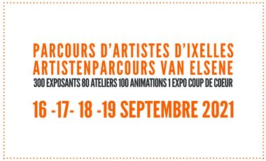 Project visual We Art XL - Parcours d'artistes 2021