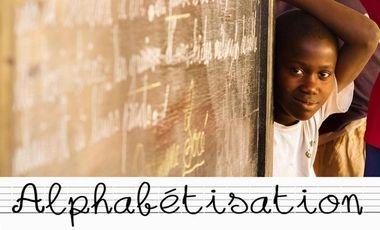 Project visual Cours d'alphabétisation et de soutien scolaire