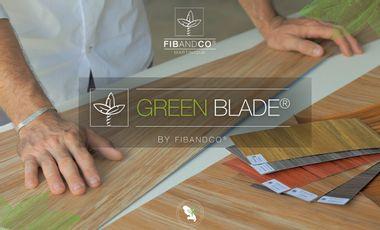 Project visual Fib&Co - Les nouveaux produits de la gamme Green Blade