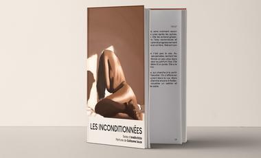 Project visual Les Inconditionnées (Le livre)
