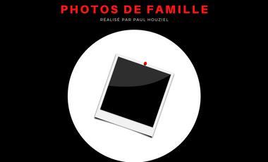 Visuel du projet Photos de Famille