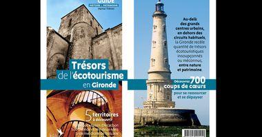 Visueel van project Éditions d'un guide sur les sites écotouristiques de la Gironde
