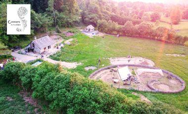 Visuel du projet Cabanots - Ecolodges en Vallée d'Ossau