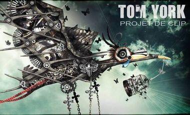 Visueel van project Financement du nouveau clip de Tom York