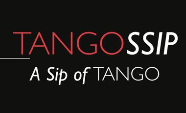 Visueel van project TanGossip, a Sip of Tango