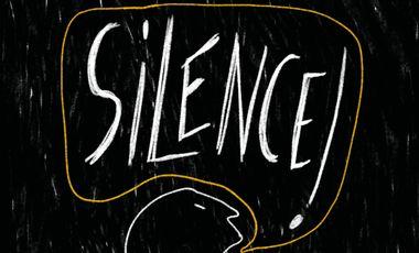 """Project visual """"SILENCE!"""" un spectacle sur le bégaiement à Avignon"""