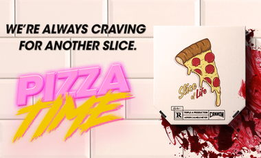 Project visual PIZZA TIME