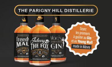 Visuel du projet The Parigny Hills Distillerie, made in Nièvre