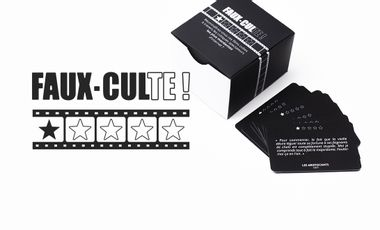 Project visual Faux-culte !