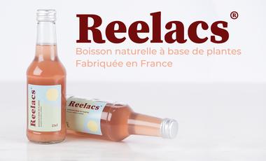 Visuel du projet Reelacs : la boisson naturelle et relaxante