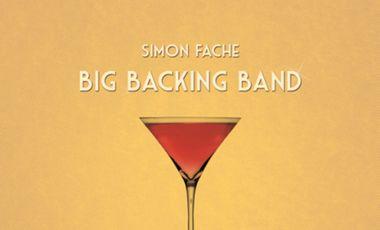 Project visual Simon Fache Big Backing Band