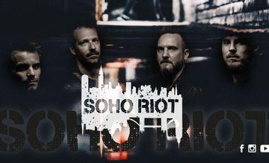 Visuel du projet SOHO RIOT 1er Album