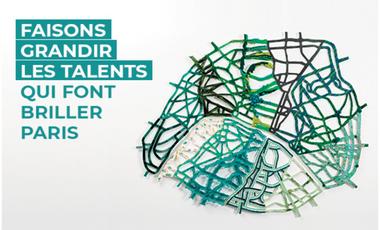 Project visual Avec le Fonds pour les Ateliers de Paris, soutenez les créateurs !