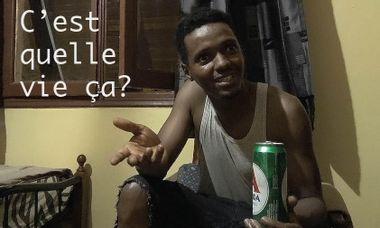"""Visueel van project """"C'est quelle vie ça ?"""""""