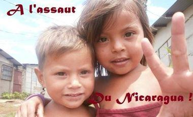 Visueel van project A l'assaut du Nicaragua !