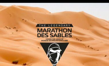 Visueel van project Un Marathon des Sables à 21 ans !