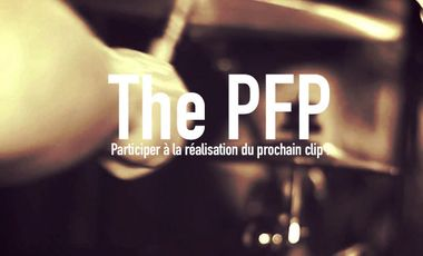 Visueel van project The PFP - CLIP