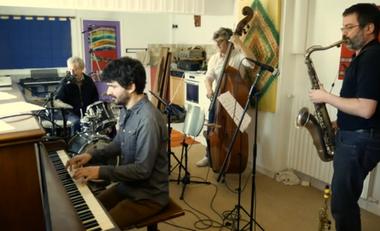 Visuel du projet Rémi DUMOULIN jazz quartet
