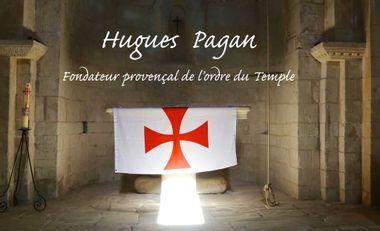 Visuel du projet Hugues Pagan, fondateur provençal de l'ordre du Temple