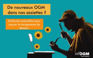 Visueel van project DE NOUVEAUX OGM DANS NOTRE ALIMENTATION ?