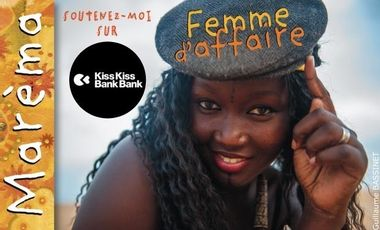 Visueel van project Femme d'affaire