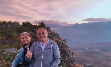 Visuel du projet UNE FAMILLE INSPIRÉE - Les meilleurs produits provenants de la Colombie