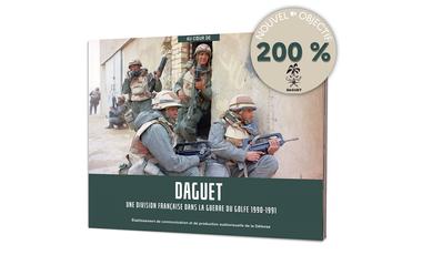 Project visual Livre d'images sur la division Daguet - Campagne de souscription