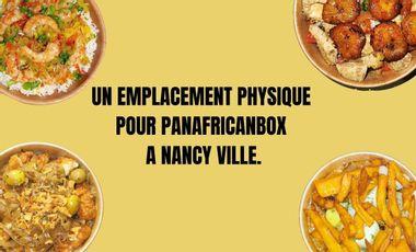 Visuel du projet Un local physique pour Panafricanbox