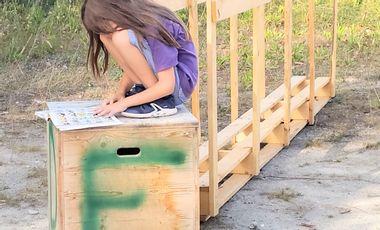 Project visual Accompagner chaque enfant comme il est, dans un cadre unique