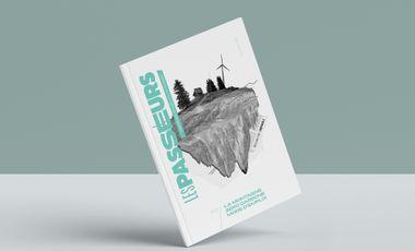 Visueel van project Les passeurs le Mag: le numéro 2 !
