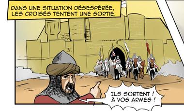 Visueel van project Soutenez la création du numéro 4 d'Haeres sur la bataille de Montgisard !