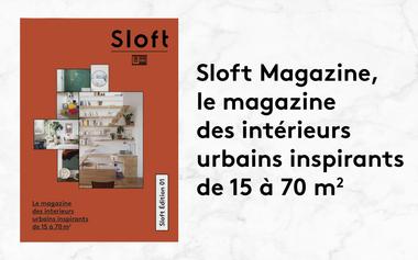 Project visual Sloft Magazine Édition 01