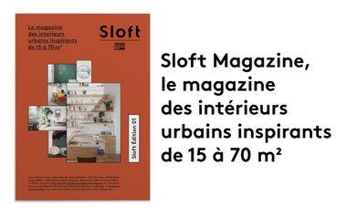 Visuel du projet Sloft Magazine Édition 01