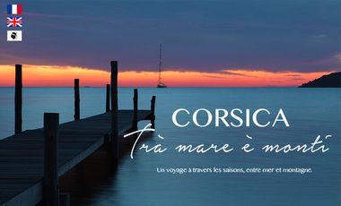 Visueel van project CORSICA, trà mare è monti (entre mer et montagne)