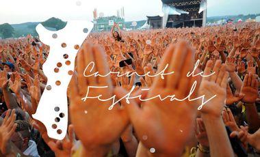 Visueel van project Carnet de Festivals