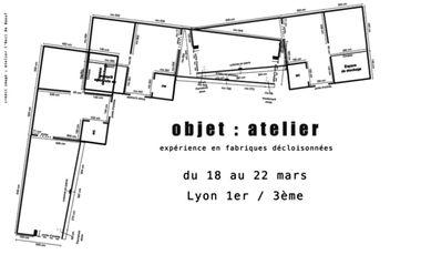 Project visual Objet: Atelier -  Expérience de fabriques décloisonnées