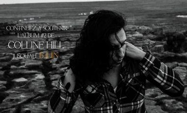Visueel van project Colline Hill / Production 2ème album