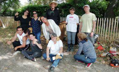 Visueel van project Le Jardin Joyeux