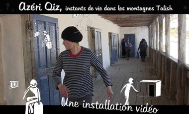 Project visual Azéri Qiz, instants de vie dans les montagnes Talish