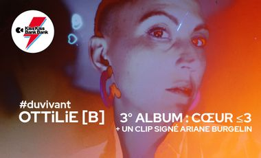 Visuel du projet CŒUR - OTTiLiE [B] : Nouvel album + Clip