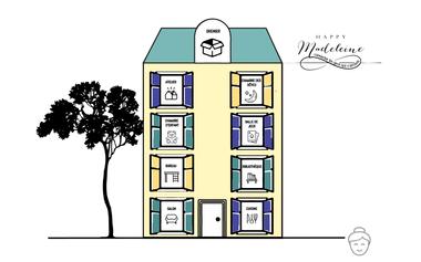 Visuel du projet HAPPY MADELEINE
