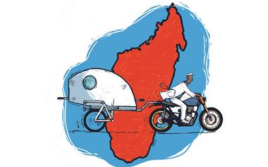 Project visual Des ambulances de brousse pour Madagascar