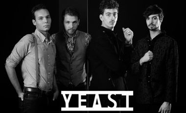 """Project visual Nouvel EP - YEAST """"Smne U Cn't Hve"""""""